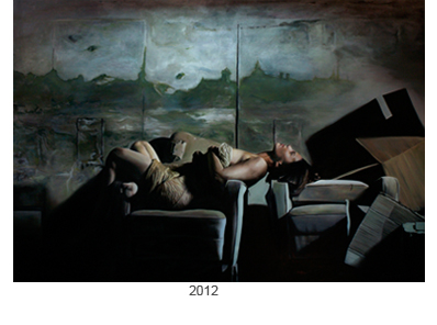 oil paintment 2012